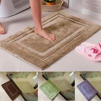 Thickened Memory Foam Bathroom Living Room Mat Non Slip Super Absorbent Carpets Doormats Kitchen Rug Carpet Tapete Floor Mats