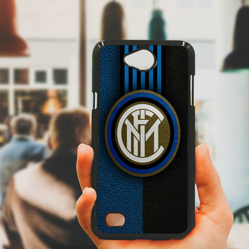 Inter Milan Italy Football Club Logo Hard PC Phone Cases For LG L Prime G2 G4 G5 G6 G7 K4 K8 K10 V20 V30 Nexus 5 6 5X Pixel