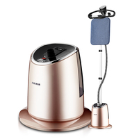 22%,Commercial/Household Garment Steamer Iron Adjustable Clothes Steamer 2000W 2.5L Water Tank 3s Fast Steam 10 gear thermostat