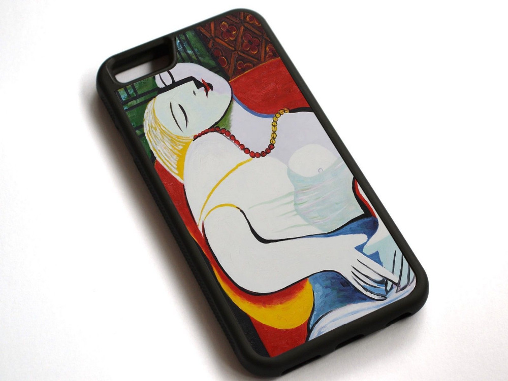 Pablo Picasso The Dream Tpu Case Cover For Apple Iphone 7 -5969