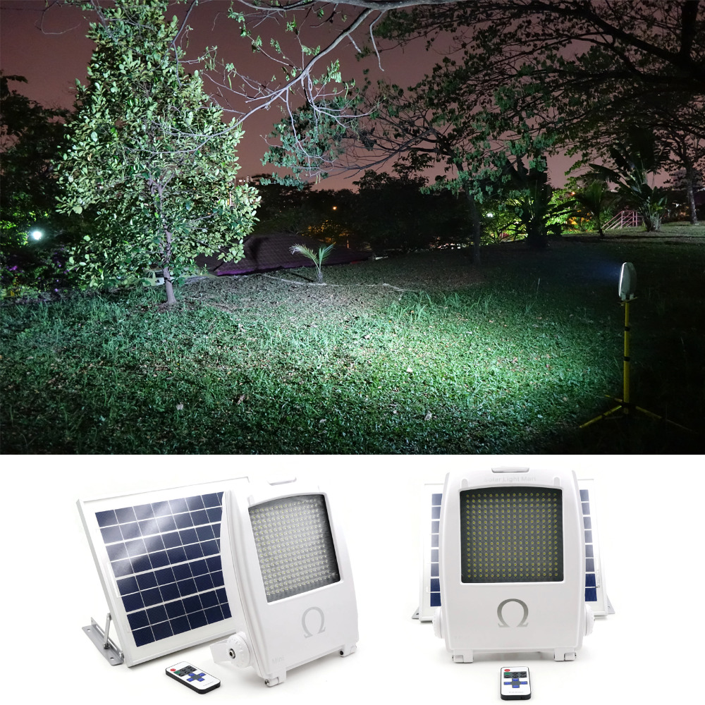 Mini omega 20 solar led outdoor flood light with multi function mini omega 20 solar led outdoor flood light with multi function remote controller solar lamp for garden street in solar lamps from lights lighting on mozeypictures Choice Image