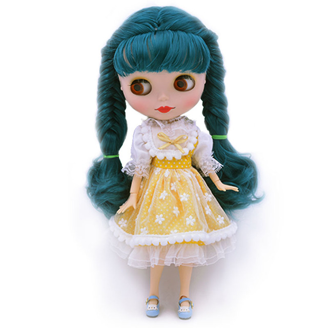 Blyth Doll BJD, Factory Neo Blyth Doll Nude Customized Dolls Can Changed Makeup and Dress DIY, 1/6 Ball Jointed Dolls Gift Ideas 1