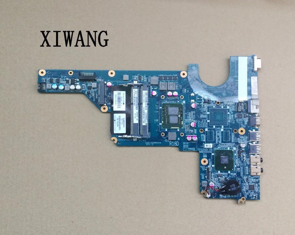 654118-001 Laptop motherboard for HP Pavilion G7 G4-1000 G6-1000 R18D motherboard i3-370M CPU DAR18DMB6D1 DDR3 100% Tested654118-001 Laptop motherboard for HP Pavilion G7 G4-1000 G6-1000 R18D motherboard i3-370M CPU DAR18DMB6D1 DDR3 100% Tested