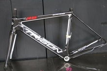 New Trigon Darkness Race Carbon Road Frame set 1030g UCI Approved 46cm bicycle frame carbon frame
