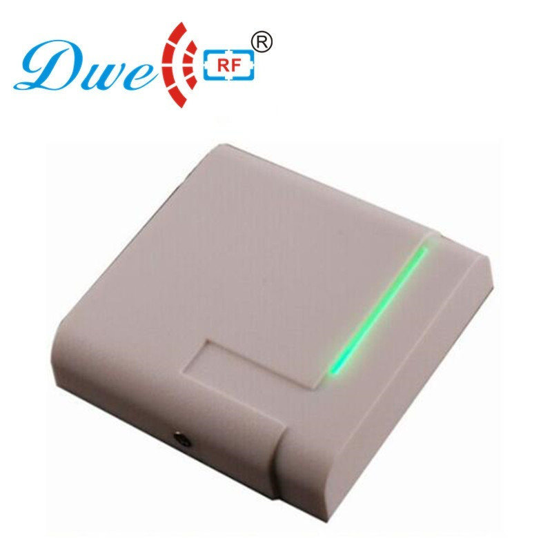 Free shipping rf card reader 14443a proximity nfc rfid reader 13.56mhz scanner wiegand 26 free shipping 13 56mhz smart card contactless reader wiegand rfid scanner with 10 fobs