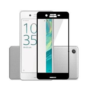 Image 2 - Cristal templado ultrafino 9H para Sony Xperia XA1 XA2 Ultra XA X XP XZS XZ X A P XZ2 XZ1 Compact XZ Premium