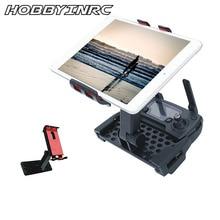 Monitor de Transmissor HOBBYINRC Extensor de Montagem Titular Bracket Suporte para iPad 4-12 de polegada de Telefone para DJI Mavic Pro remoto controle