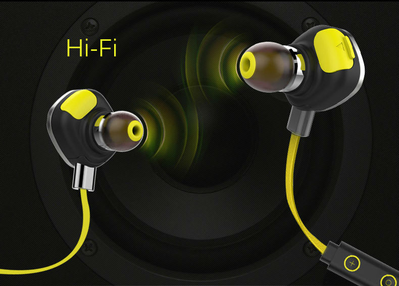 Bluetooth earphone U5 plus  (5)