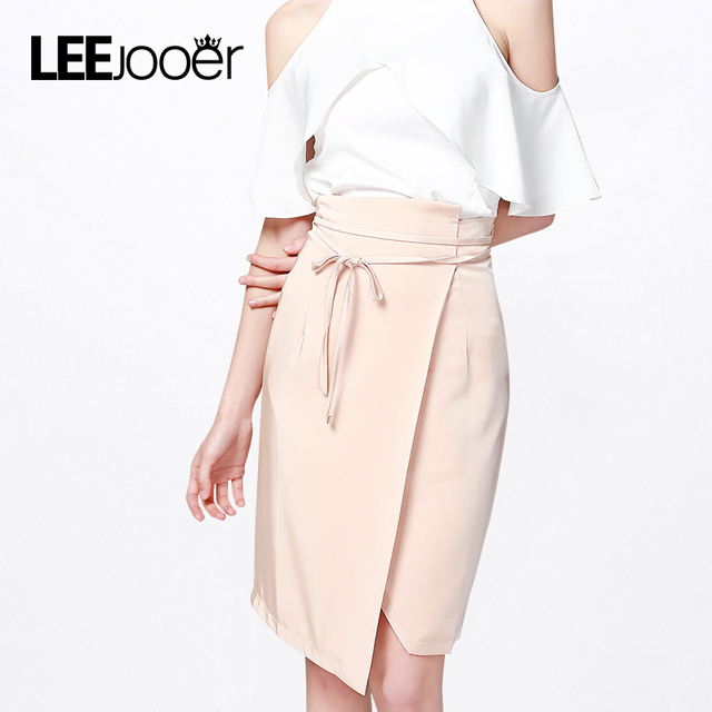 Aliexpress.com : Buy LEEJOOER New Designs 2017 Skirt Women Autumn ...