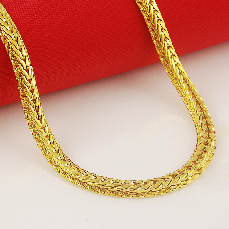 india buy jewellery in chain pure gold necklace senco prices chains at online dp low store amazon yellow