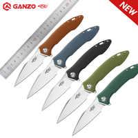 Ganzo Firebird FH51 Neue Ankunft Folding Tasche Messer 60HRC D2 Klinge G10 Jagd Outdoor Survival Taktisches Utility Hand EDC Messer