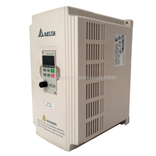 Delta Inverter 3.7 KW VFD037M43A 3 Phase 380V to 460V Rated 8.2A 100% New 3700 W VFD Series Variable Speed AC Motor Drive стоимость