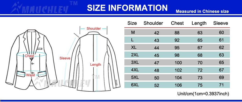 Men Slim Fit M-2XL -5XL