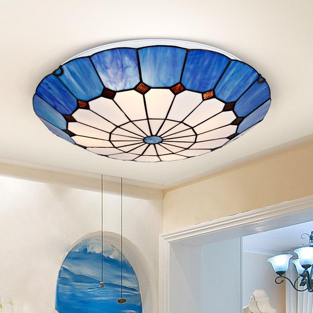 Acquista all'ingrosso Online luce di soffitto di tiffany da ...