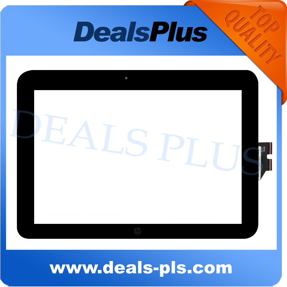 Replacement New Touch Screen Digitizer Glass For HP 5360N FPC-1 REV:3 / 2 / 1 /4 10.1-inch Black Free Shipping new xbtg5230 touch screen touch glass pa n el