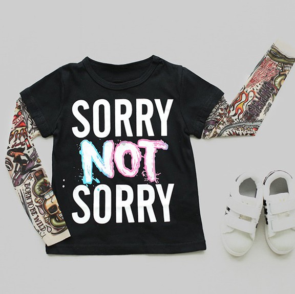 Cool-Baby-Boys-Girls-T-shirts-Tattoo-Sleeve-Children-Mesh-Long-Sleeve-Cotton-Tops-Tees-2017-KidsToddlers-Shirts-Clothes-5