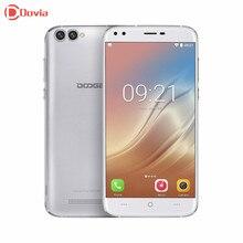 Doogee X30 Android 7.0 5.5 дюймов смартфон двойной назад Камера MTK6580A 4 ядра 2 ГБ Оперативная память 16 ГБ Встроенная память