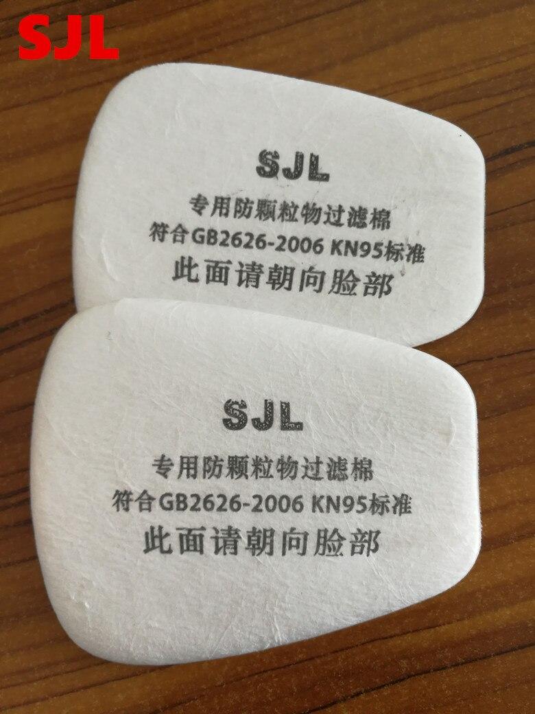 Image 5 - 6800 Gas Mask add SJL 3# Cartridge  7pcs suit Full Face Facepiece  Respirator For Painting Spraying same 3M 6800respirators for  paintinggas maskfull facepiece respirator