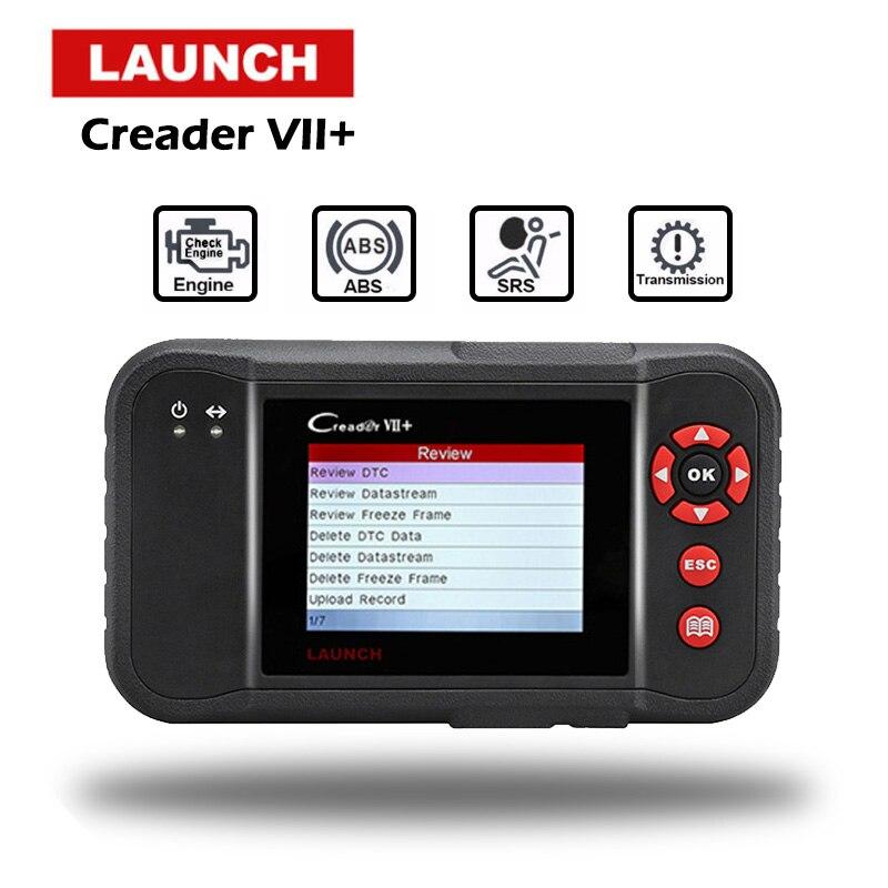 Старт CRP129 сканер Automotivo obd2 БД 2 читатель автомобиля код сканирования Tool Pro 2018 Старт X431 VIII АВТО OBDII диагностический инструмент