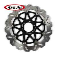 ARASHI For APRILIA PEGASO FACTORY 650 2007-2009 07 08 09 CNC Front Brake Rotors Brake Disc AF1 FUTURA 125 MX125 RS125 Extrema