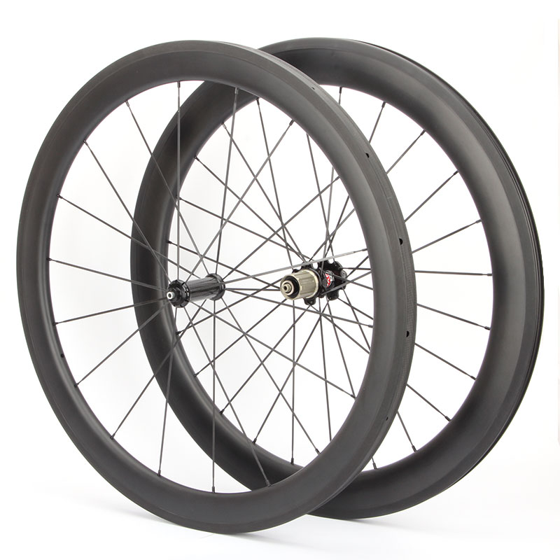 все цены на Most Durable 700C Racing Bike Carbon Wheels 38mm/50mm/60mm/88mm Clincher Tubular Carbon Road Tire Wheels Road Bike Wheels онлайн