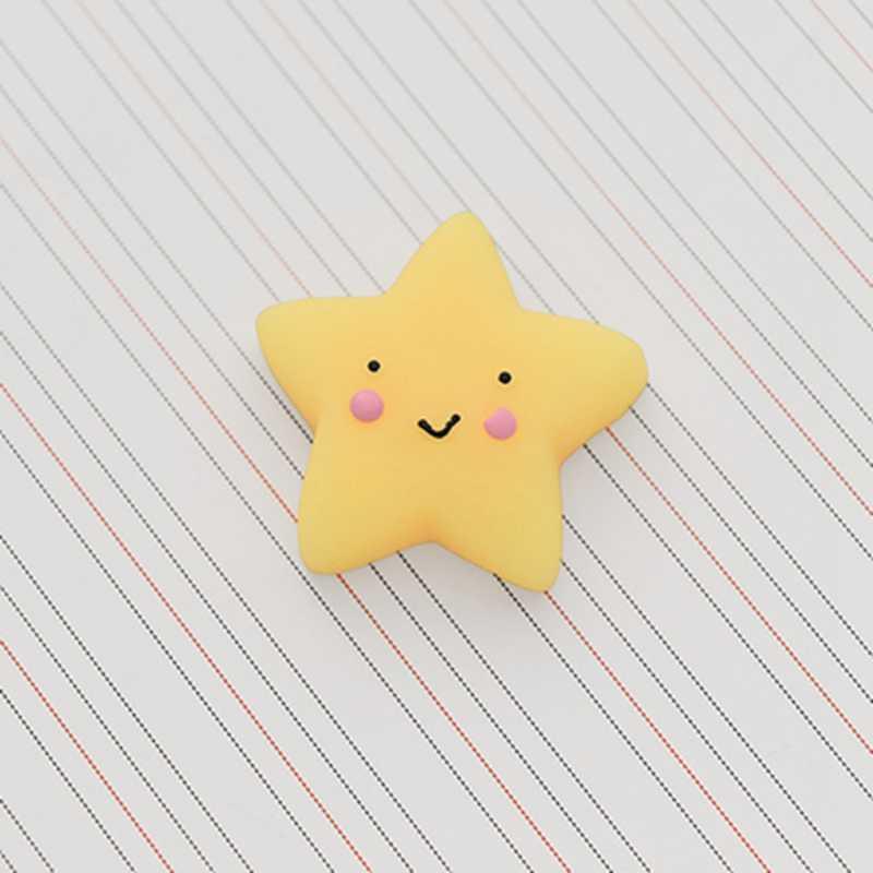 5 стиль Kawaii коллекция Squeeze Healing Fun дети Squeeze Mochi полярный медведь, солнце, звезды Антистресс игрушка Дети (31-35 #)