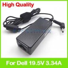 19.5 V 3.34A DA65NM111 laptop AC carregador adaptador para Dell Vostro 5460D-1308 1316 1318 1516 1518 1618 2308 S 2328 S 2528 S 2426 2528R