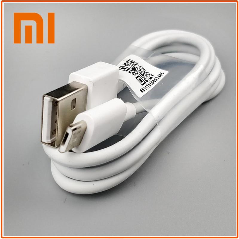 Оригинальный Xiaomi micro USB / Type C кабель быстрой зарядки мобильный телефон линия передачи данных для Samsung Galaxy Xiaomi Huawei мобильный телефон
