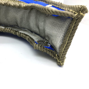 Image 3 - T3 Turbo Blanket Heat Shield Barrier Turbocharger Cover Wrap Turbine House Blanket GT