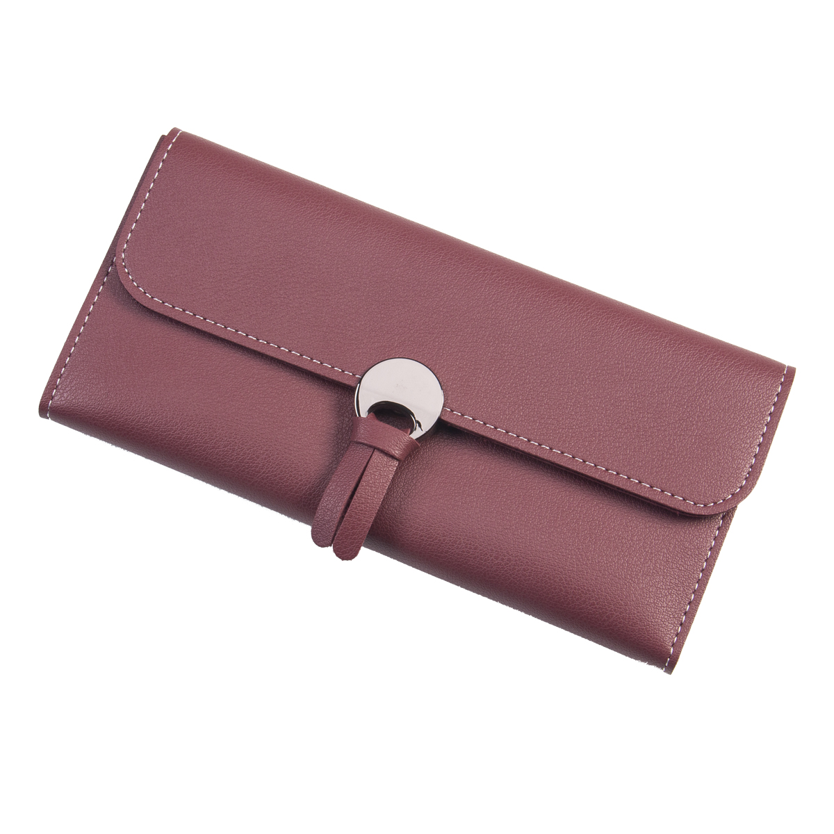 2017 Latest Women pu leather Long Wallet Female Coin Purse Hasp Purse Money Bag Card Holders Womens Wallets And Purses simple organizer wallet women long design thin purse female coin keeper card holder phone pocket money bag bolsas portefeuille