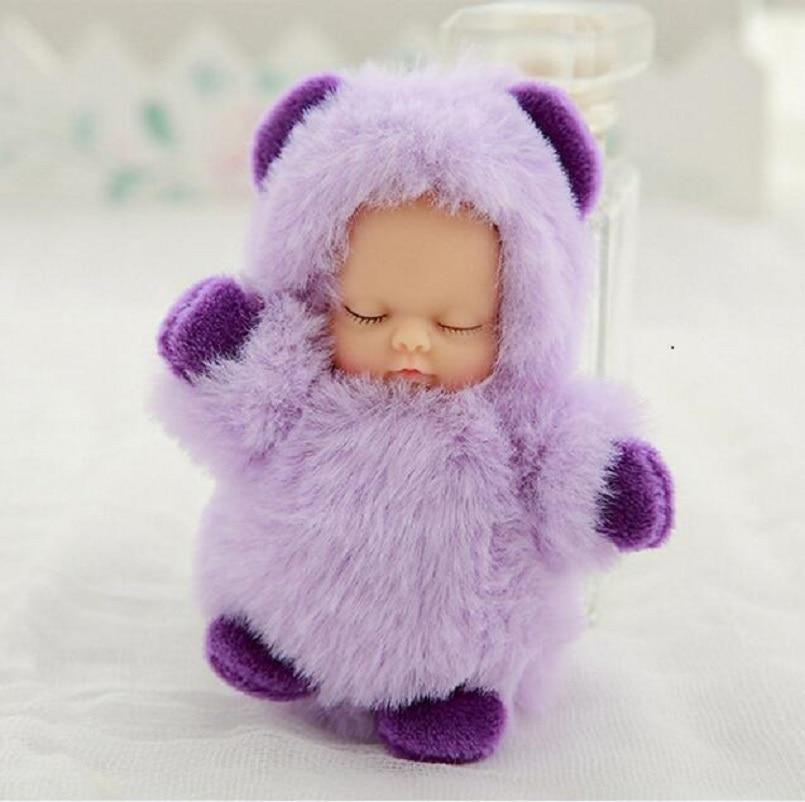 13 видов стилей медведь кролика плюшевые кукла имитация детей спальный Куклы детей Игрушечные лошадки подарок на день рождения Reborn Lifelike жив