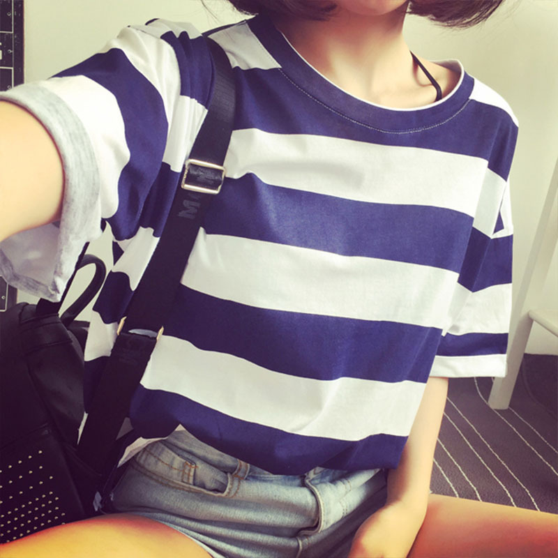 M22 Women T shirt Casual Cotton Hipster tshirts For Girl Funny Top Tee R594