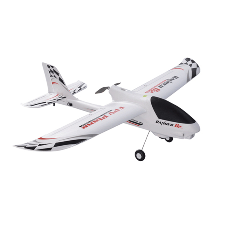 Volante V757-6 Ranger G2 1200mm envergadura EPO FPV avión PNP RC modelo de avión planeador RC Drone avión juguetes al aire libre para chico