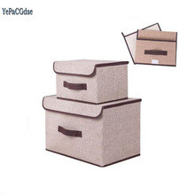 Multifunction Non-woven  clothes storage box for Socks Underwear Ties Bra Cosmetics kid toys Storage Box