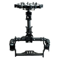 3 Axis Air Gimbal DSLR Camera Stabilizer with Brushless Motor for Canon , Nikon , Sony