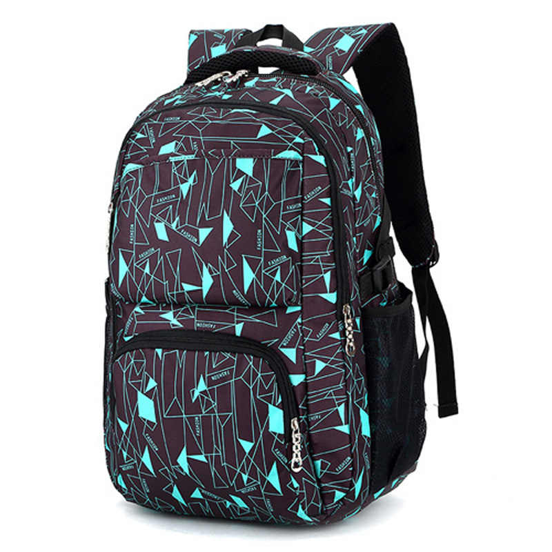 Hot Sale children school bags for teenagers boys girls big capacity school backpack waterproof kids book bag printing backpack
