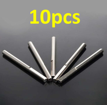 10pcs D shaped shaft 3mm 4mm D-shaped motor shaft stainless steel shaft spare parts for DIY models length 45/55/70/80/130mm 18w shaded pole motor yzf 2 18 freezer parts 0 4 thickness shaft