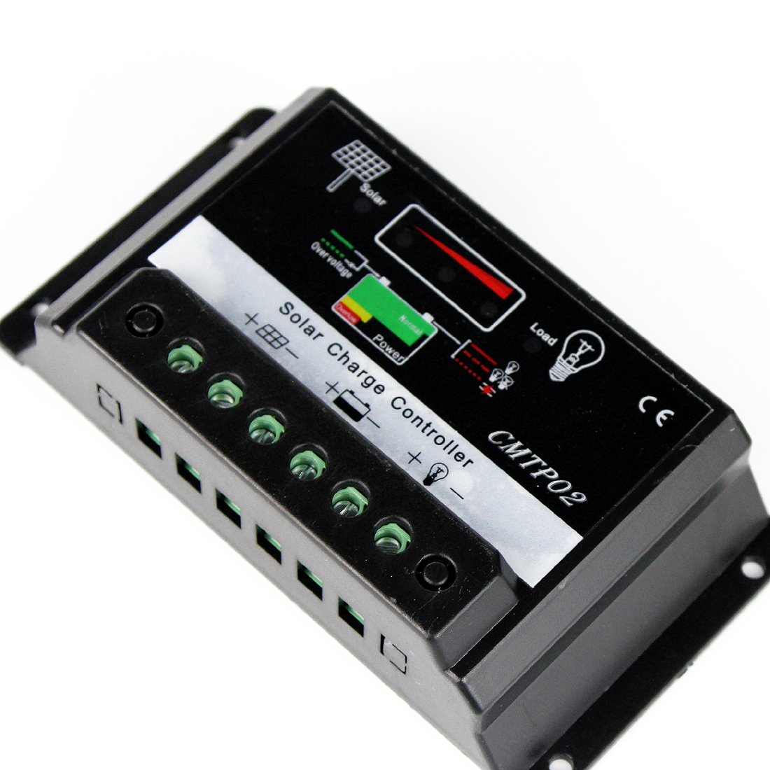 Neue 5A 15A 20A 12 V/24 V MPPT Solar Panel Batterie Regler PWM Laderegler Led-bildschirm