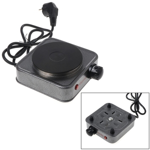 Mini Electric Stove Coffee Heater Plate