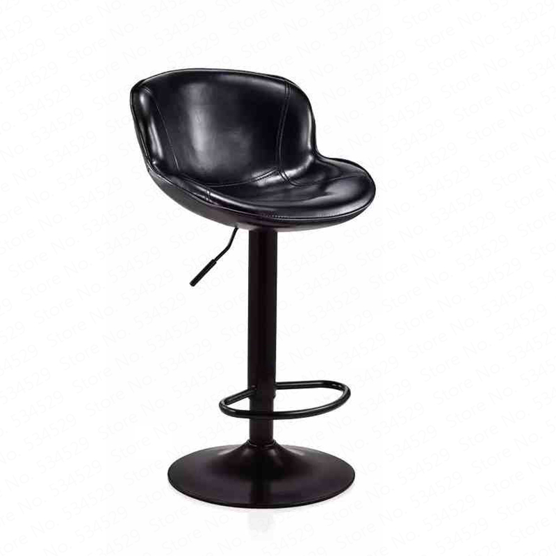 B Bar Chair Rotating Chair Modern Minimalist Bar Chair Bar Stool Back Bar Stool High Stool Front Desk Chair Home