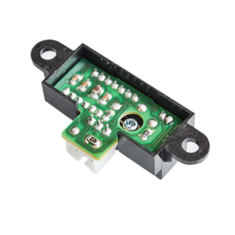 Image 3 - 10PCS/LOT GP2Y0A41SK0F 100% NEW 4 30cm Infrared distance sensor 0A41SK   INCLUDING WIRES-in Integrated Circuits from Electronic Components & Supplies