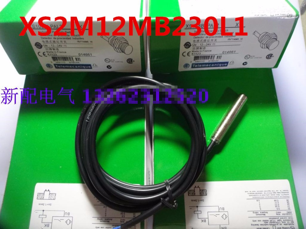 Original new 100% special selling high precision new sensor switch XS2M12MB230L1 proximity switch