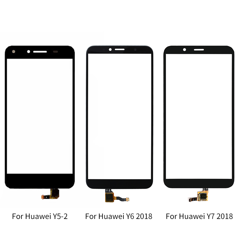 For Huawei Y5-2 Y6 2018 Y7 2018 Touch Screen Digitizer Panel Replacement Part For Huawei Y5-2 Y6 2018 Y7 2018