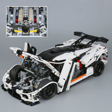 lepin 23002 technic series 3368 race car children bricks LegoING 42056 model building kits blocks toys for boys Christmas gift
