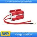 Nueva Universal Del Coche de Competición 12 V Voltaje Estabilizador Lastre de Ahorro de Combustible voltios Reguladores YC100746-RD rojo