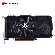 Dataland Video Card RX 560D 4G Super Energy 1176/7000MHz 4GB / 128-bit GDDR5 DX12 Independent Game Graphics Card Exceed GTX1050