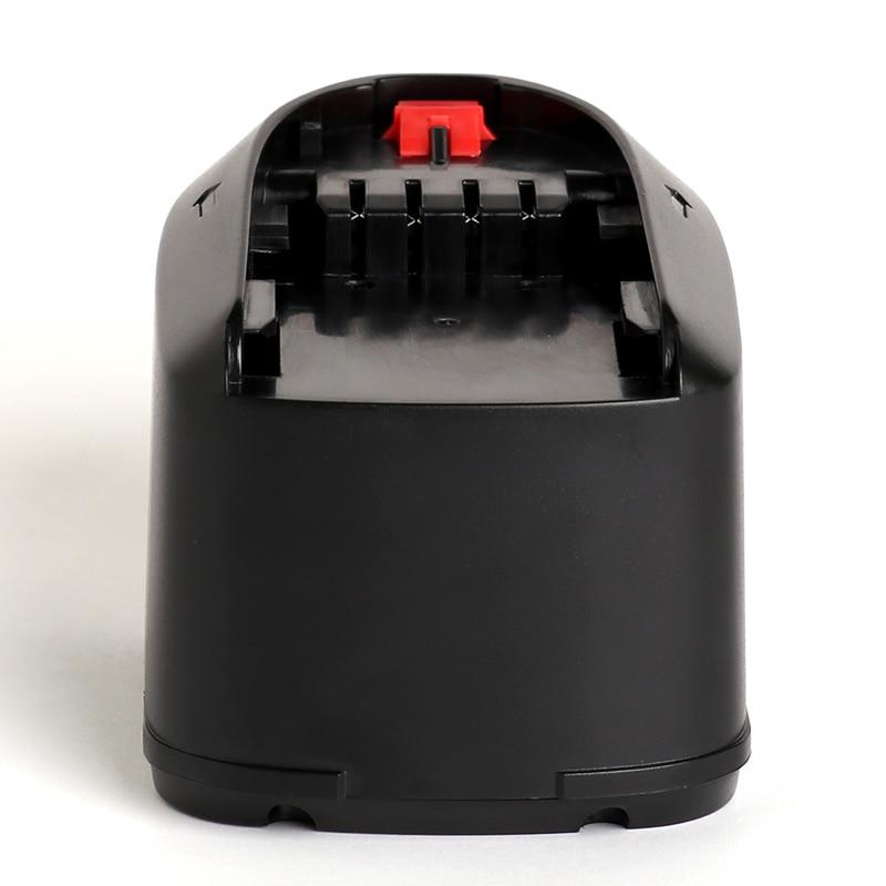 for BOSCH 18VC 4000mAh power tool battery Li-ion 2 607 335 040 2 607 336 039 1 600 Z00 000 2 607 336 040 2 607 336 208 5000mah 18v rechargeable lithium ion power tool battery replacement for bosch bat609 bat618 2 607 336 169 2 607 336 170 bat618g
