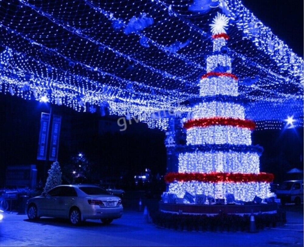 8 Function Christmas Lights