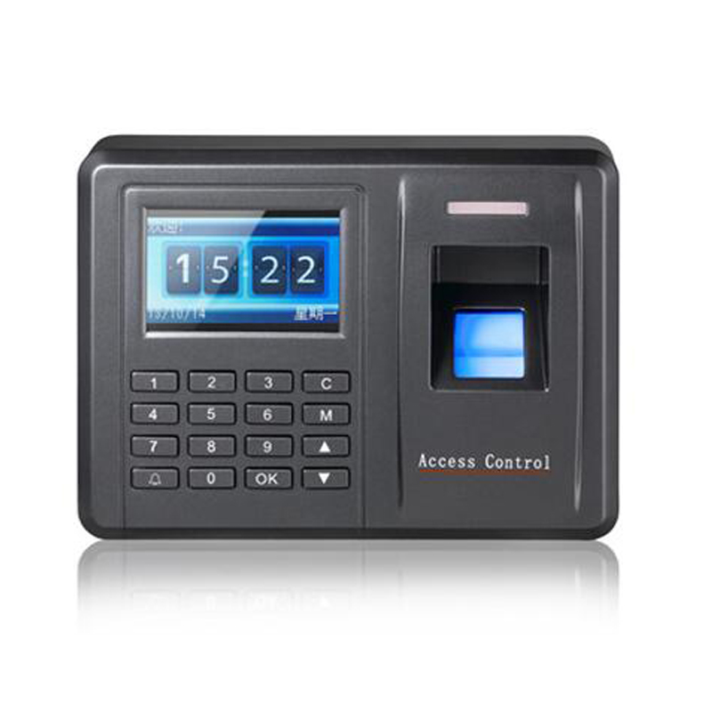 F5 Free Shipping TCP/IP, USB Data Backup RFID keypad Fingerprint Access Control & Time Attendance For Gate & Door Access Control fingerprint rfid card reader keypad time attendance access control terminal usb tcp ip fast and reliable performance
