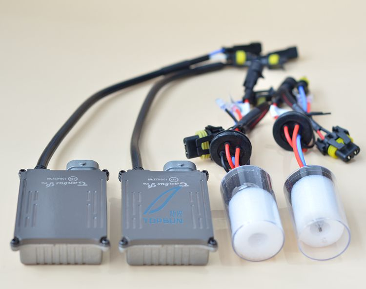 Car Light Kit 35W CANBUS Ballast and Cnlight Straight shaped Bulb H1 H3 H7 H8 H9 H10 H11 9005 9006 880 (H27) 881 Free Shipping nursery furniture kit